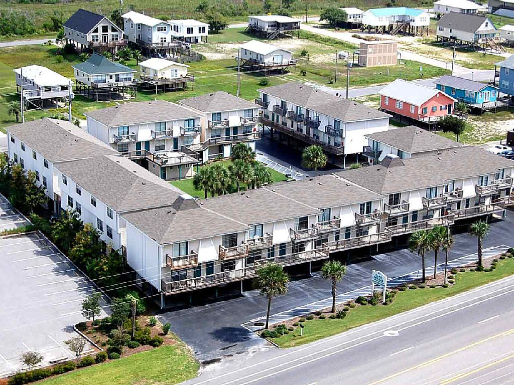 OVERHEAD VIEW OF UNIT